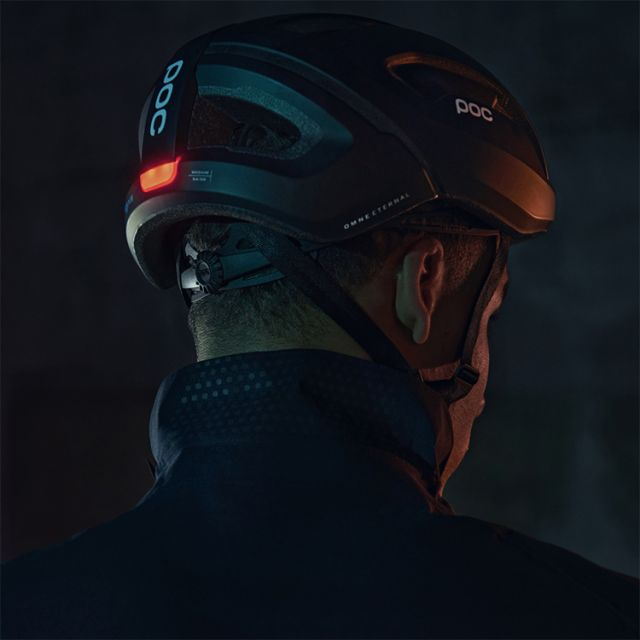 World's first smart helmet charged by Powerfoyle