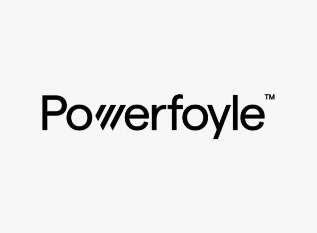 Powerfoyle black